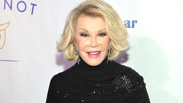 Joan Rivers Refuses to Apologize for Holocaust Joke (ABC News)