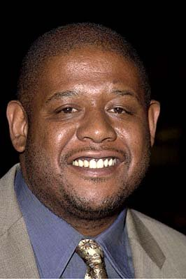 Forest Whitaker at the Beverly Hills premiere of 20th Century Fox's Men of Honor