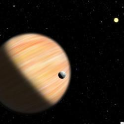 Super-Distant Exoplanet Discovered