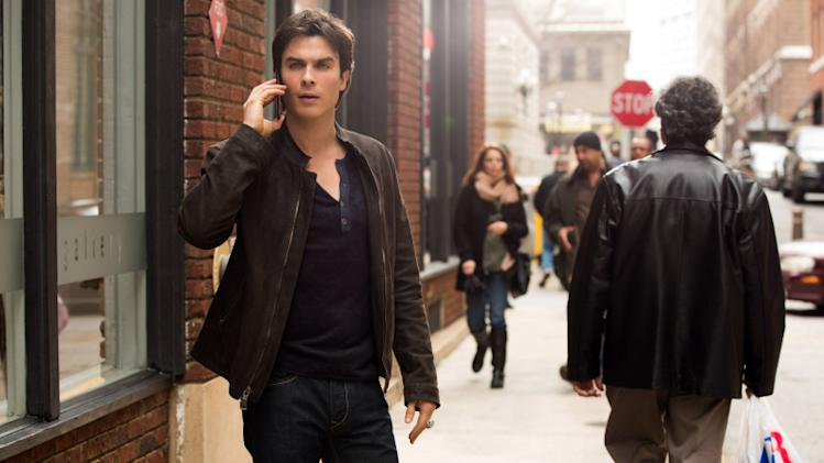 """The Vampire Diaries"" -- ""Because the Night"""