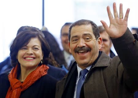 Chicago's black voters key as Garcia battles to defeat Emanuel in mayoral race