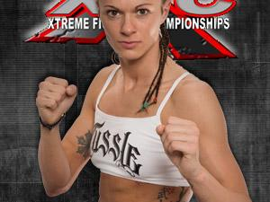 XFC 25 Results: Stephanie Eggink Submits Angela Magana, Captures Strawweight Championship