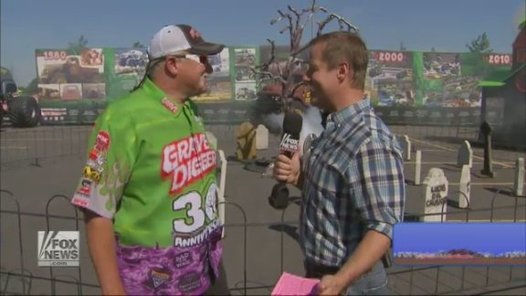 Grave Digger celebrates 30 years of mayhem