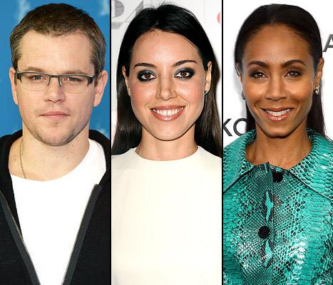 Matt Damon's Vow Renewal With Wife Luciana, Aubrey Plaza Pulls a Kanye West: Top 5 Stories of Today