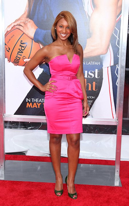 Just Wright NY Premiere 2010 Olivia