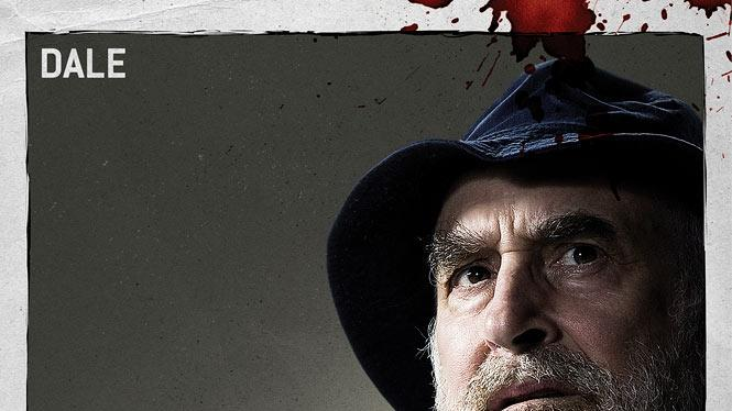 "Jeffrey DeMunn stars as Dale in ""The Walking Dead."""