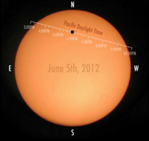 Transit of Venus on Tuesday Is Rarer Than Halley's Comet