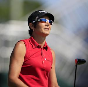 Laura Diaz makes 2nd ace in 2 days at Kia