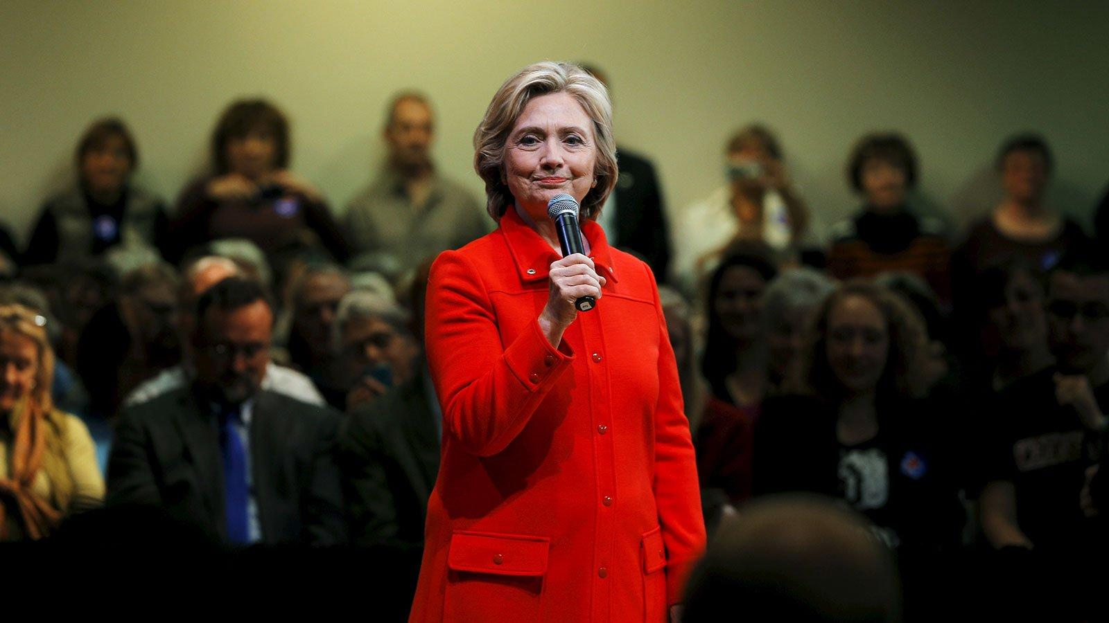 Clinton Wants $275 Billion for Infrastructure, but How Will She Pay for It?