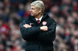 Arsenal chairman backing under-pressure Wenger