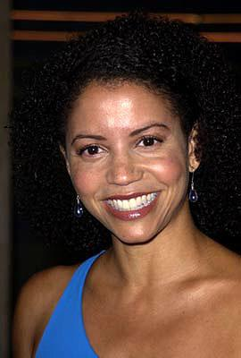 Premiere: Gloria Reuben at the Century City premiere of Lions Gate's O - 8/27/2001