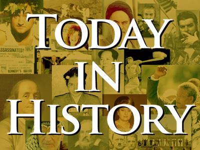 Today in History May 26