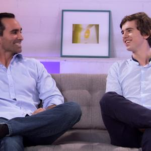 Two Truths and a Lie With 'Bates Motel' Stars Freddie Highmore and Nestor Carbonell