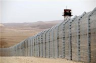 Israel completes key part of fence with Egypt