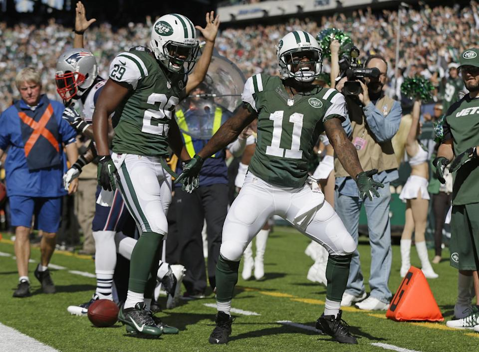 Clutch Kerley a 3rd-down machine for Jets