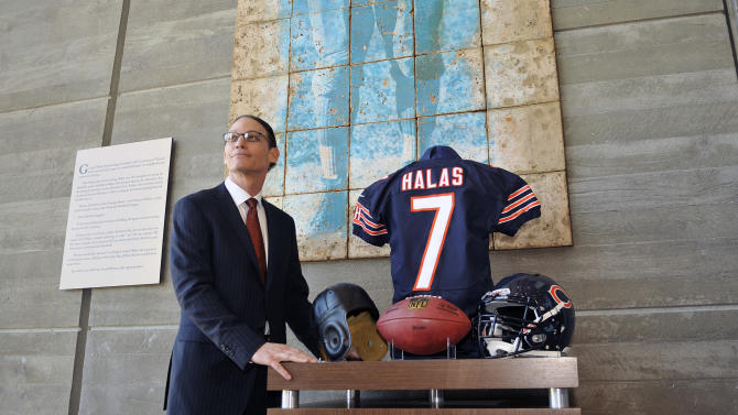 NFL: Chicago Bears-Marc Trestman Press Conference