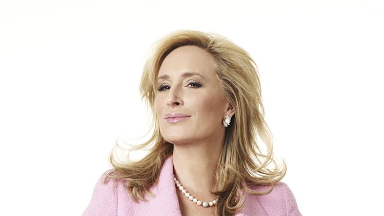 "Sonja Morgan in ""The Real Housewives of New York City."""