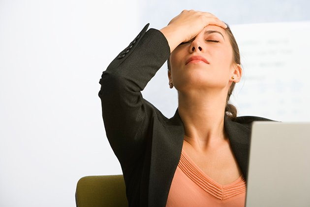 Check how your body copes with stress. (Getty Images)