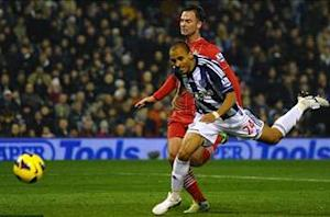 Odemwingie: West Brom trying to ruin my career