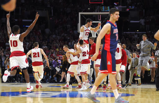 Wildcats come up just short of Final Four again