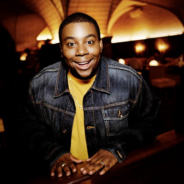 Kenan Thompson performs in Saturday Night Live on NBC.