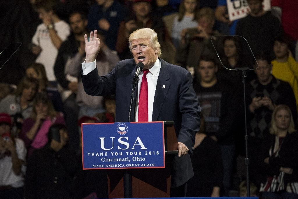 Some US conservatives praise Trump over Taiwan phone call
