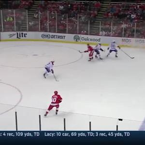Montreal Canadiens at Detroit Red Wings - 11/16/2014