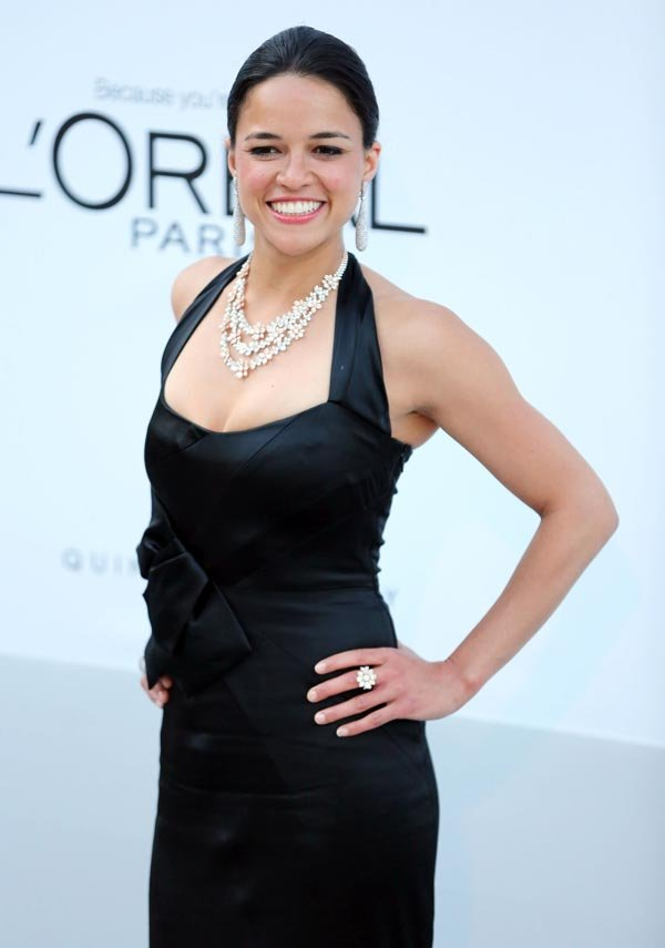 Happy Birthday Michelle Rodriguez — Today, July 12, You're 34 Years Old