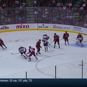Devan Dubnyk Save on Rickard Rakell (02:45/2nd)