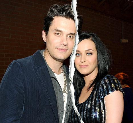 "Katy Perry, John Mayer Break Up: ""They've Been Fighting"""