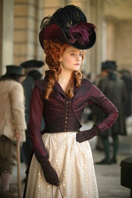 Romola Garai in Samuel Goldwyn Films' Amazing Grace