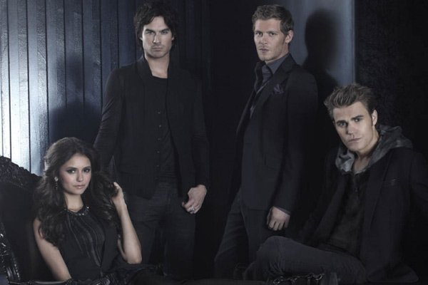 'Vampire Diaries' Leads Teen Choice Awards With 6 Nominations