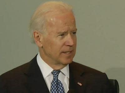 Biden: Terrorism Believed Behind Turkey Blast