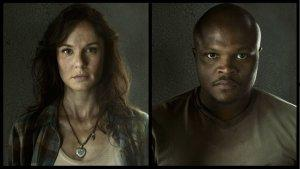 'Walking Dead's' Sarah Wayne Callies, IronE Singleton on Lori and T-Dog's Heartbreaking Fates