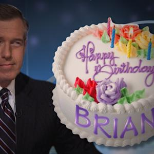 Brian Williams' Birthday: Rewriting College Sports History
