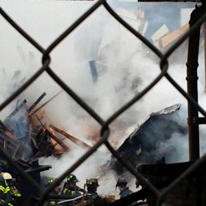 Exclusive: On the Scene of Harlem Building Explosion