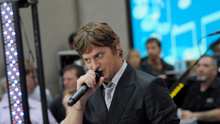 "Matchbox 20 Performs On NBC's ""Today"""
