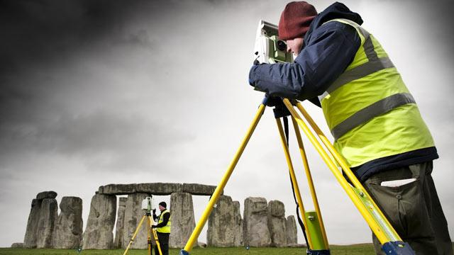 Stonehenge Yields Secrets in 3-D Scan