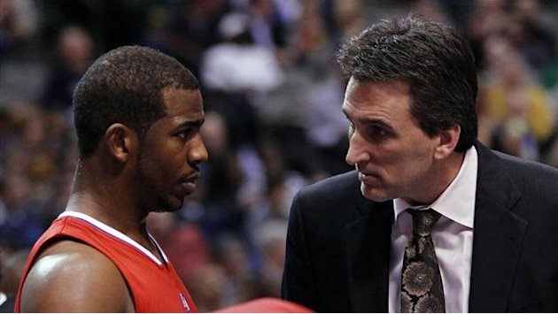 Basketball - Clippers cut ties with head coach Del Negro