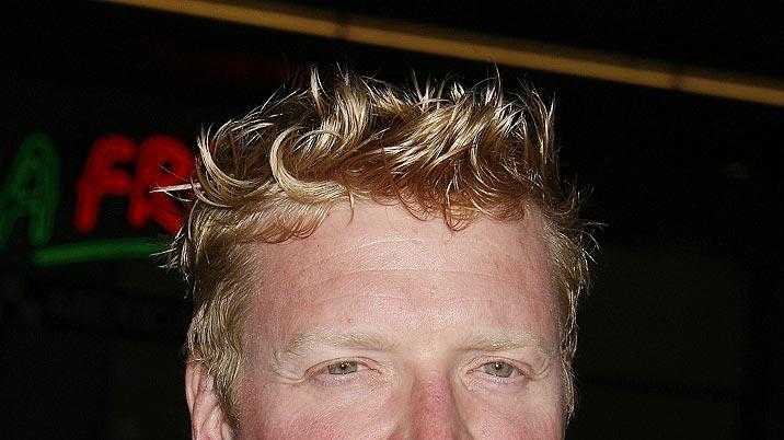 Law Abiding Citizen LA Premiere 2009 Jake Busey