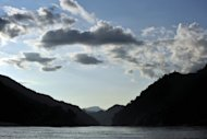 This file photo shows Mekong river near Pak Beng in northern Laos, near the Thai border, pictured in 2009. South Korean builder SK Engineering and Construction and state-run Korean Western Power have won a $1.0 billion deal to build and operate a hydropower plant in Laos, according to an official