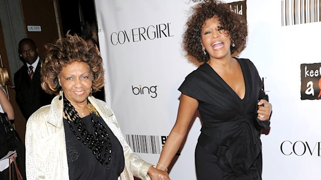 Cissy Houston to Write Book on 'Treasured' Whitney
