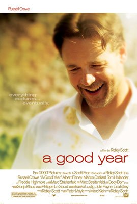 Russell Crowe stars in 20th Century Fox's A Good Year