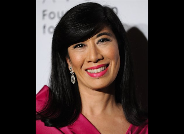 FILE - In this Oct. 27, 2009 file photo, Avon Chairman and CEO Andrea Jung arrives for The Avon Foundation for Women benefit gala at Cipriani's 42nd Street in New York. The beauty products company said Friday, Oct. 5, 2012 that Jung, who was replaced as CEO by Sherilyn S. McCoy in April, will step down at the end of the year, ending her 18-year tenure at the company. Jung will be replaced as chairman by lead director Fred Hassan. (AP Photo/Evan Agostini, File)
