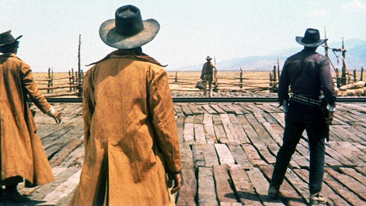 Kathryn Bigelow 10 Favorite Action Scenes 2009 Once Upon a Time in the West