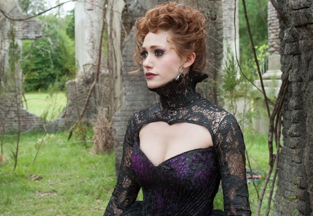 Emmy Rossum in 'Beautiful Creatures'