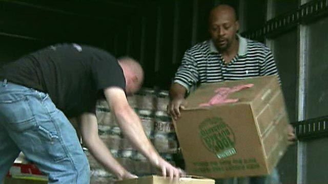 Louisiana volunteers organize Northeast storm relief