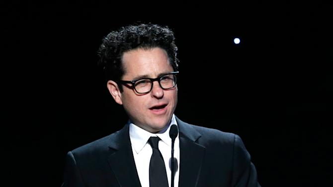 IMAGE DISTRIBUTED FOR THE PRODUCERS GUILD - J.J. Abrams accepts the Norman Lear achievement award in television at the 24th Annual Producers Guild (PGA) Awards at the Beverly Hilton Hotel on Saturday Jan. 26, 2013, in Beverly Hills, Calif. (Photo by Todd Williamson/Invision for The Producers Guild/AP Images)
