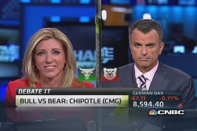 Chipotle margins have room to the upside: Trader