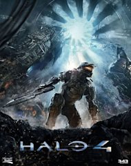 Artwork for 'Halo 4'